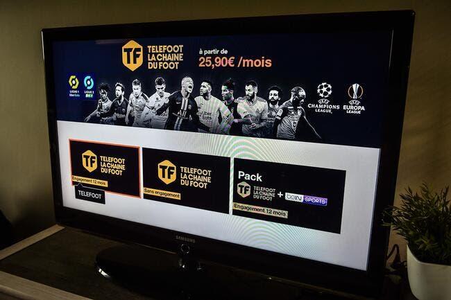 TV : Téléfoot squatte la Ligue 1, l'expulsion est en cours