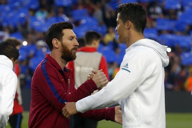 FC Barcelone: Messi vs Ronaldo, il refuse de choisir