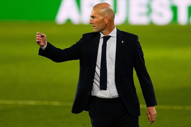 Real Madrid : Zidane a 90 minutes pour sauver sa tête