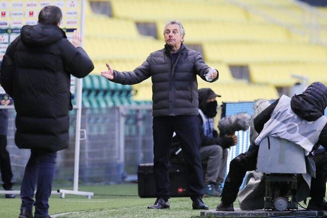 FCN : Christian Gourcuff viré par le FC Nantes
