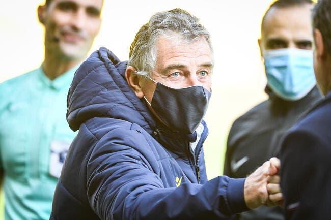 Officiel : Nantes confirme le départ de Christian Gourcuff