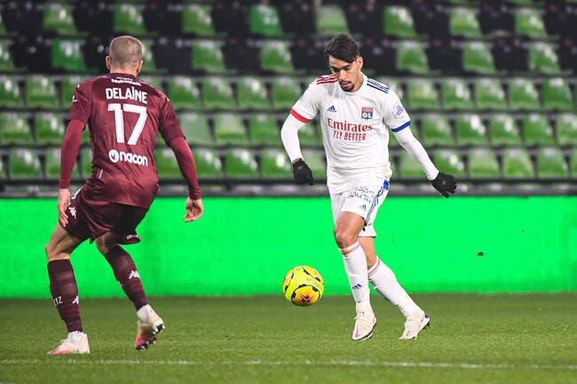 OL : Lucas Paqueta a déjà fait oublier Nabil Fekir