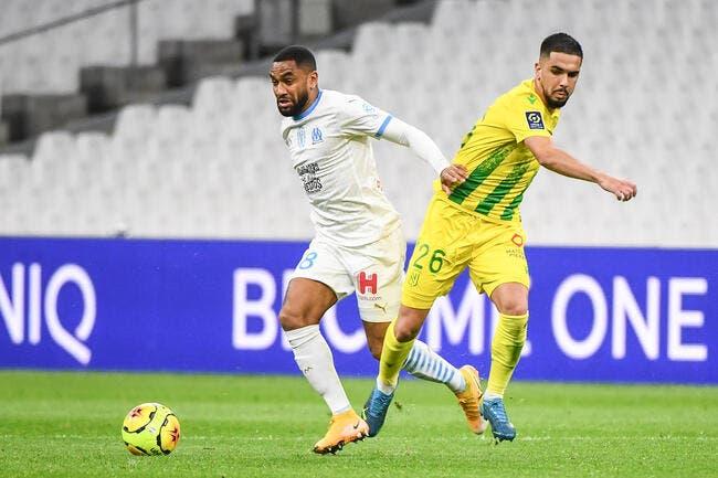 OM : Amavi forfait à Manchester City et incertain contre Monaco