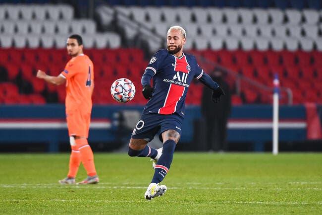 LdC : Neymar, Mbappé et le PSG sans pitié avec Basaksehir