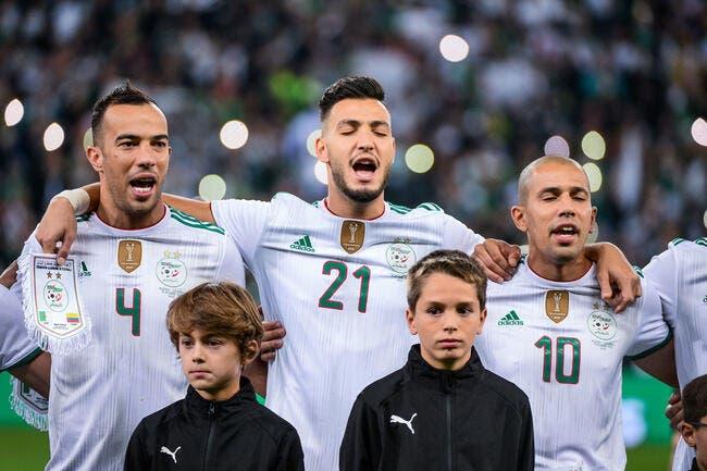 OL : L'Algérie furieuse à cause de Benlamri ?