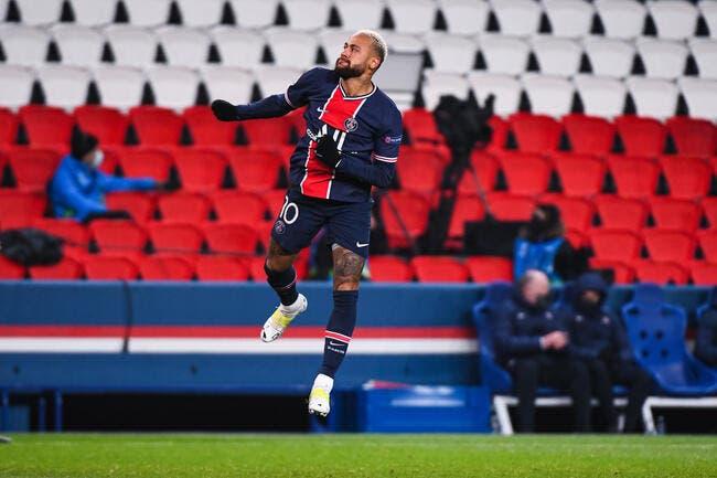 PSG : Objectif prolongation, Neymar aime Paris !
