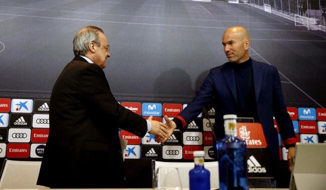 Real Madrid : Zinedine Zidane sauvé même en cas d'élimination ?