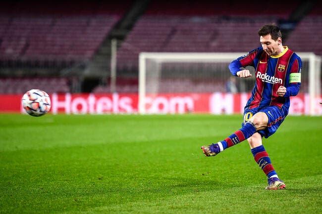 Barça : Messi va prolonger, c'est promis