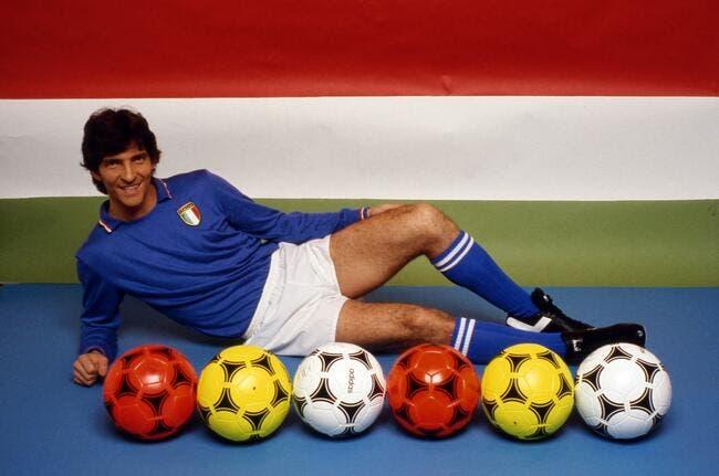 Carnet noir : Décès de la légende italienne Paolo Rossi