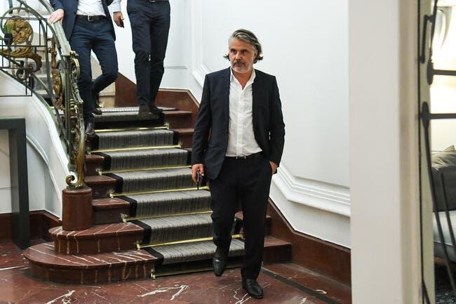 Droits TV : Le coup de maitre de Vincent Labrune dans le dossier Médiapro
