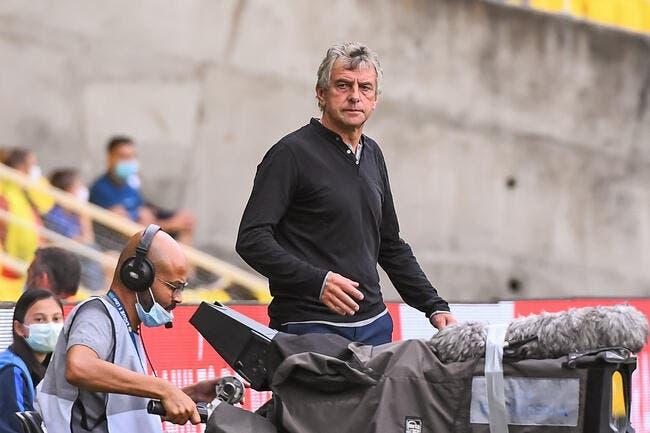 FCN : Kita fait fort, le futur coach désigné... par Gourcuff ?