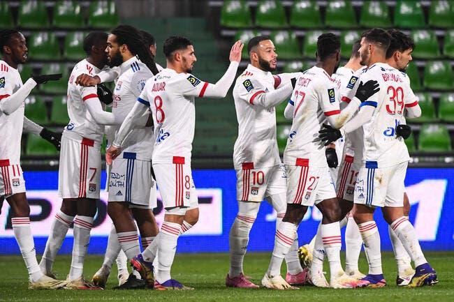 OL : Larqué prêt à miser sur Lyon face au PSG !