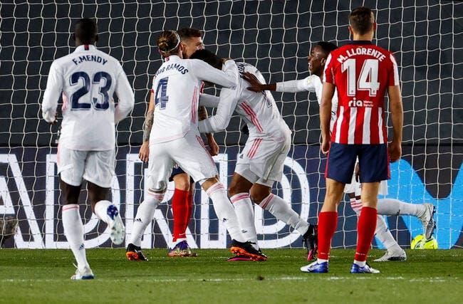 Esp : A Madrid, le patron c'est le Real !