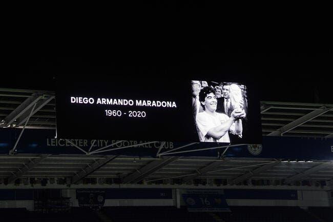 Foot : La famille Maradona veut venger la mort de la légende Diego