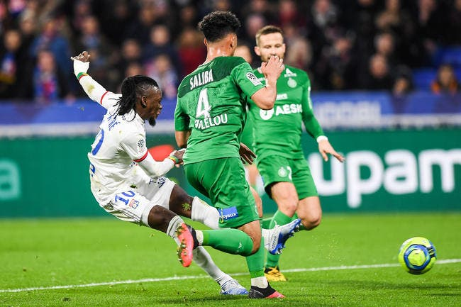 ASSE : Saliba de retour, Arsenal calme les Verts
