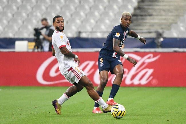 OL : Memphis Depay transféré au PSG non, à Paris oui
