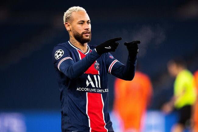PSG : Neymar veut marquer l'histoire avant de partir