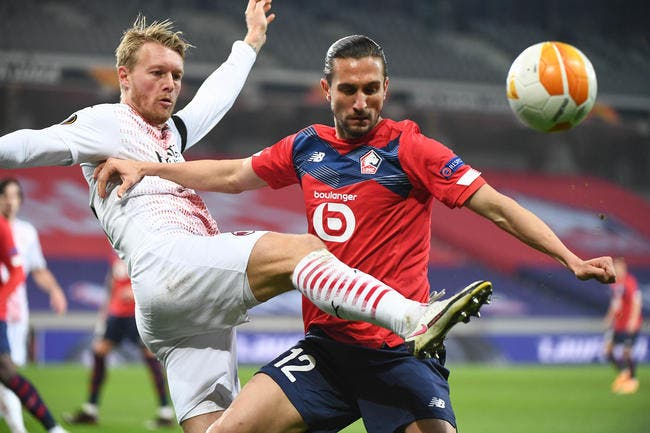 EL : Lille tombe sur l'Ajax Amsterdam en 16e de finale