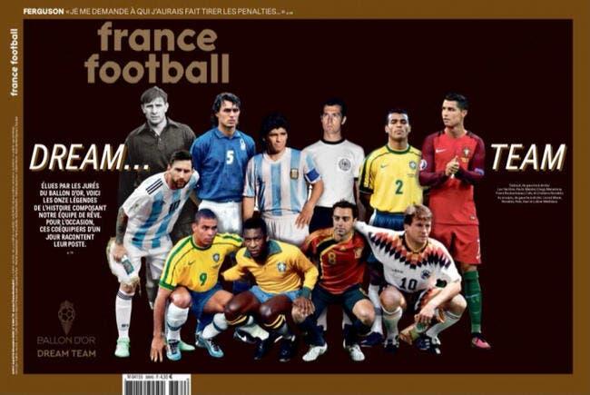 Foot : La Ballon d'Or Dream Team dévoilée, le débat commence