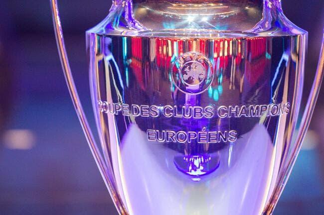 LDC : Le PSG tire le FC Barcelone en 8e de finale !