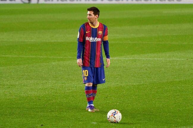 LDC : Le Barça sans Messi contre le PSG, l'idée folle