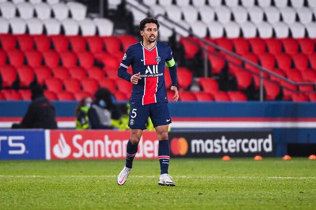 PSG : Marquinhos prêt à signer à vie avec Paris