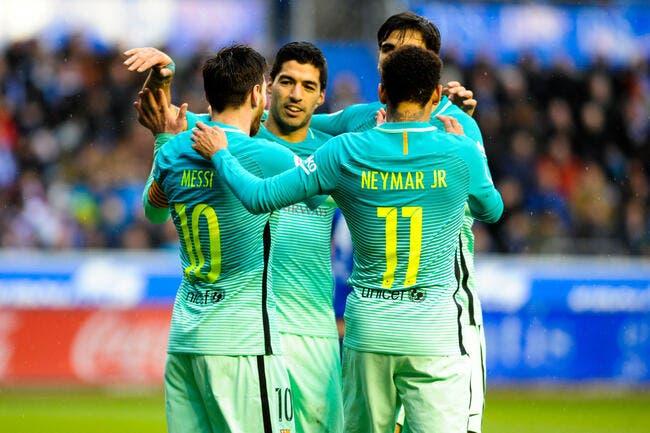 PSG : Neymar invité à jouer avec Messi au Barça !