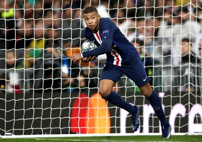 PSG : Le Real choqué par Mbappé, il n'a rien vu venir