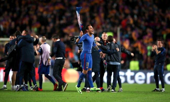 PSG : Remontada ? Cette fois, Neymar est avec nous clame le Paris SG
