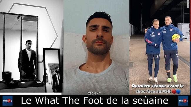 WTF : Mbappé énerve Riolo, craquage total à Téléfoot, embrouille à Liverpool