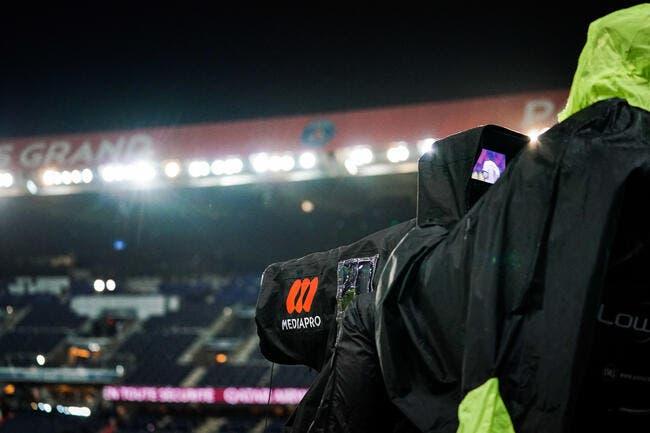 L1 : Mediapro appelle à la grève, des matchs non-diffusés ?