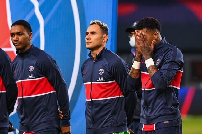 PSG : Paris sans Navas face à Lorient