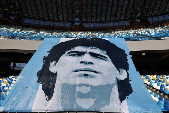 Diego Maradona peut encore être papa