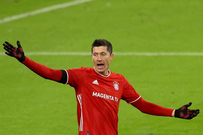 FIFA : Cristiano Ronaldo, Messi ? The Best, c'est Lewandowski !
