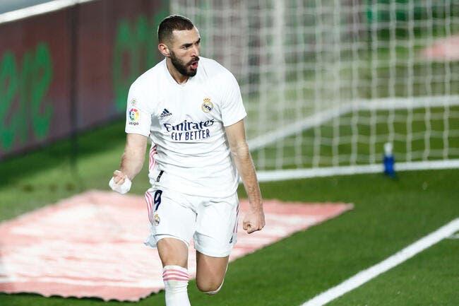 Real Madrid : Benzema vendu, son prix est fou