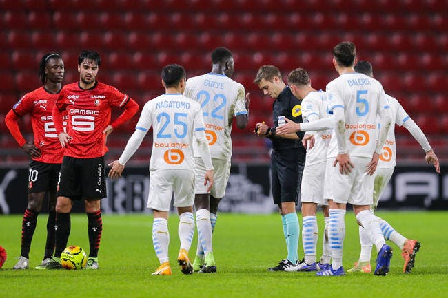 OM : Un énorme coup de gueule en graphique, Marseille attaque