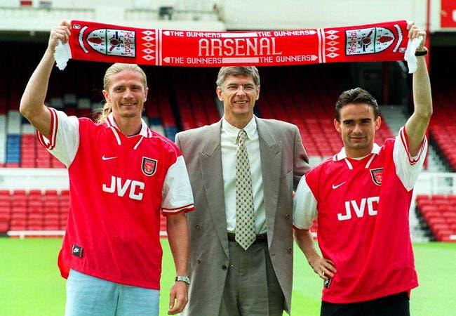 PL : Emmanuel Petit craque, il arrête Arsenal