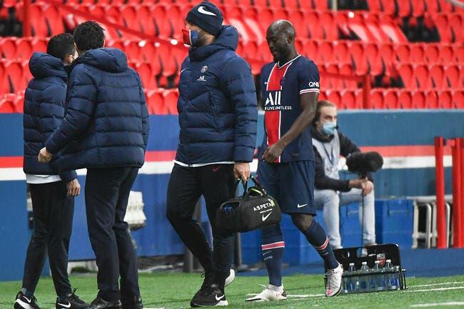 PSG : Danilo Pereira, c'est un gag