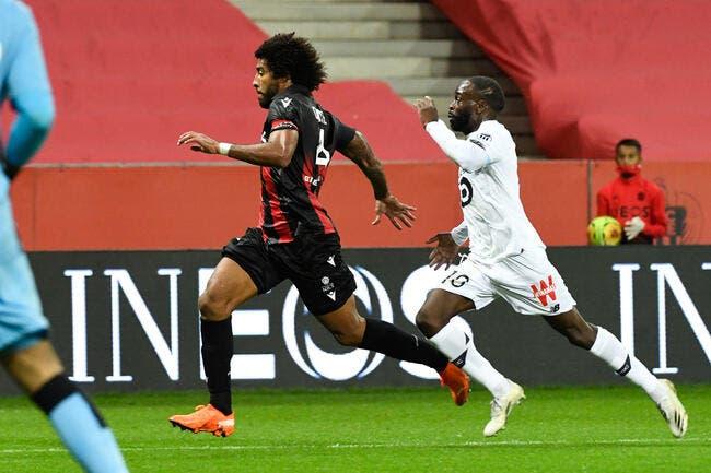 Officiel : Dante prolonge son contrat à Nice