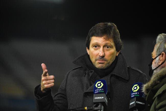 PSG : Leonardo a un énorme doute pour l'après-Tuchel
