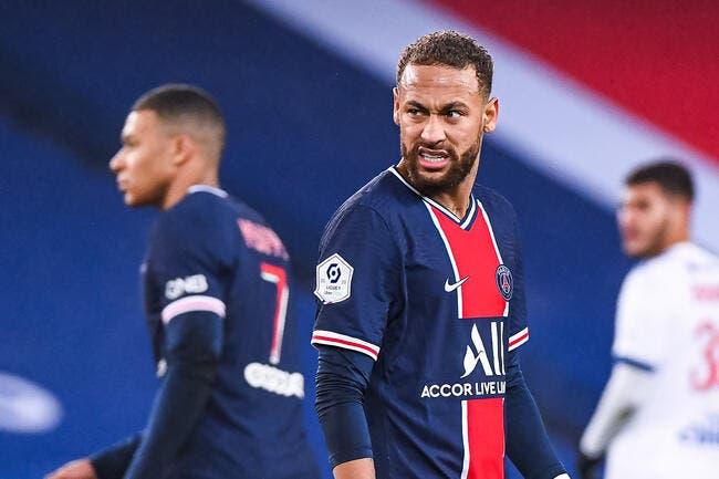 PSG : Neymar révolté par le PSG-bashing à The Best