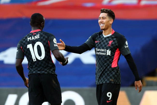 PL : 7-0, Liverpool s'envole chez les Aigles