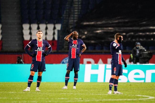 PSG : 300 ME de pertes, deux joueurs poussés dehors
