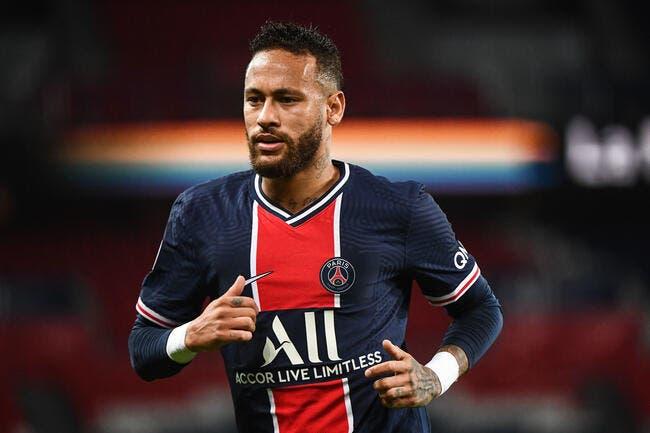 PSG: Neymar manquera bien le choc à Lille