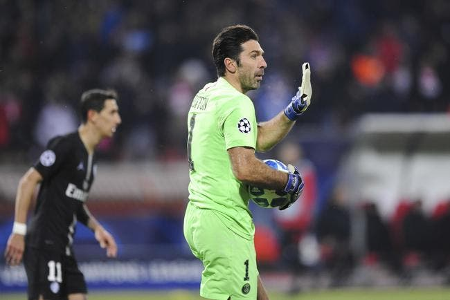 PSG : Sa boulette contre Man United, Buffon accuse le Paris SG