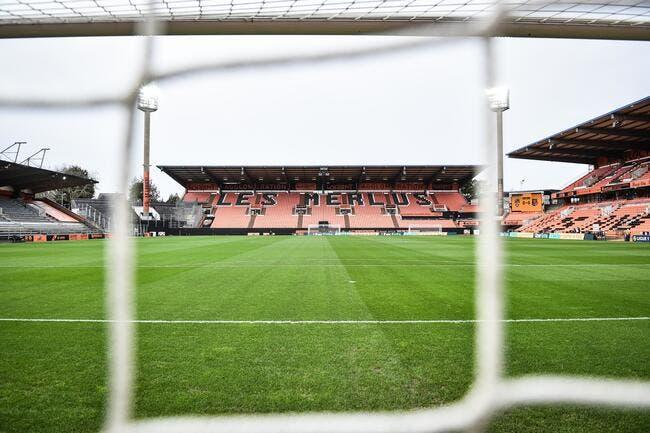 L1 : Le jardinier blessé à Lorient est décédé...