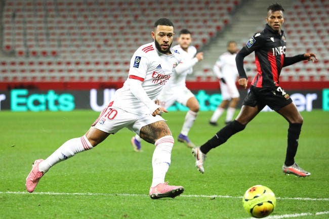 OL : Lyon jouera le titre si Memphis reste, Pierre Ménès est cash