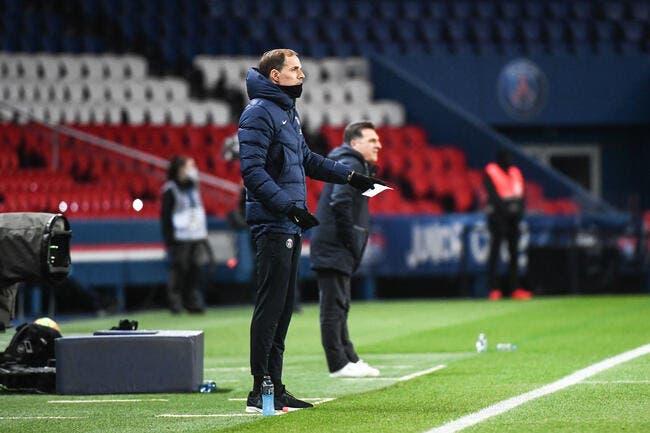 PSG : 5 ME, Tuchel est limogeagble en cas de défaite à Lille