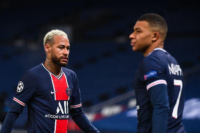 PSG : Alerte rouge, ni Neymar, ni Mbappé face au LOSC ?