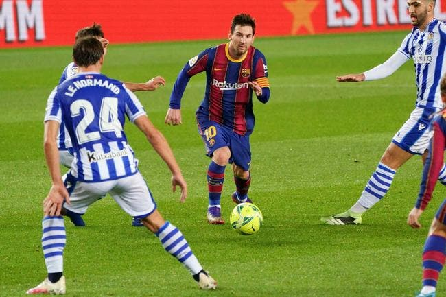 Barça : Enfin, Messi brise le silence